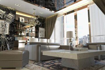 แต่งบ้าน Style luxury