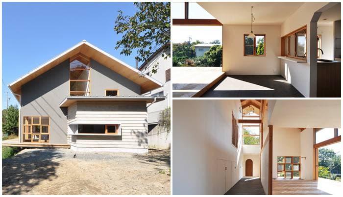 บ้านไม้สไตล์ญี่ปุ่น สวยแค่ไหน