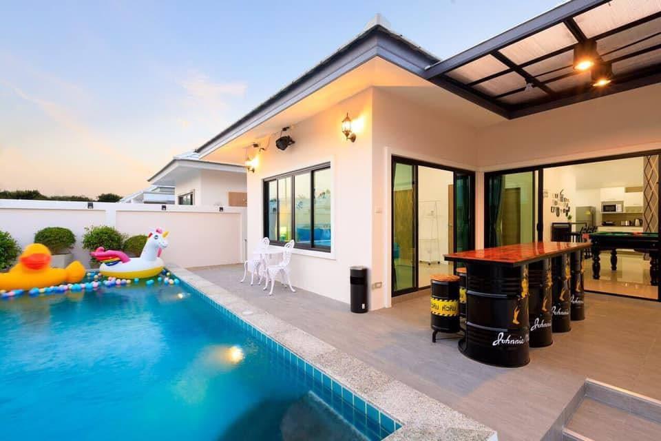 หา บ้านพร้อมสระว่ายน้ำ สภาพดี